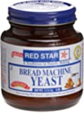 Red Star Bread Machine Yeast, 4 oz