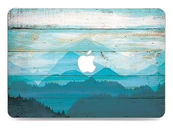 Amazon.com: Carcasa rígida de plástico para Apple MacBook 12 ...