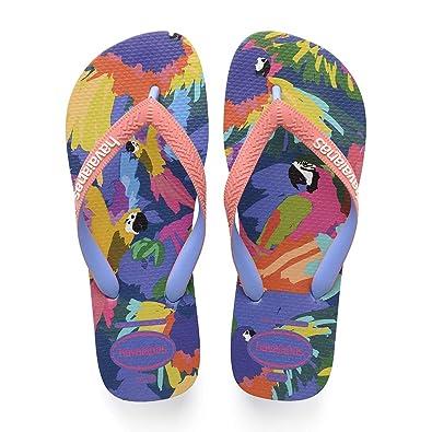 04a41b8c9 Havaianas Women s Top Fashion Flip Flops  Amazon.co.uk  Shoes   Bags