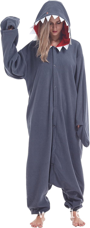 Animal Adult Onesie Pajamas Plush One Piece Cosplay Animal Costume