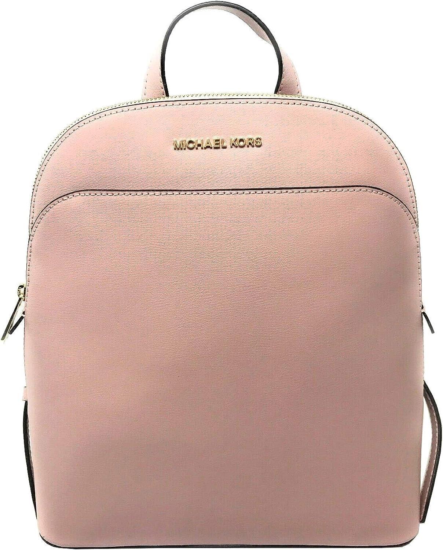 Michael Kors Emmy Large Pebbled Leather Backpack