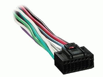 Kenwood Wire Harness DPX301U DPX501BT KDC102U KDC122U KDC162U KDC220U on