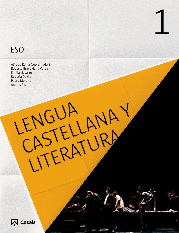 Lengua castellana y Literatura 1 ESO 2015 - 9788421854877: Amazon.es: VV.AA.: Libros
