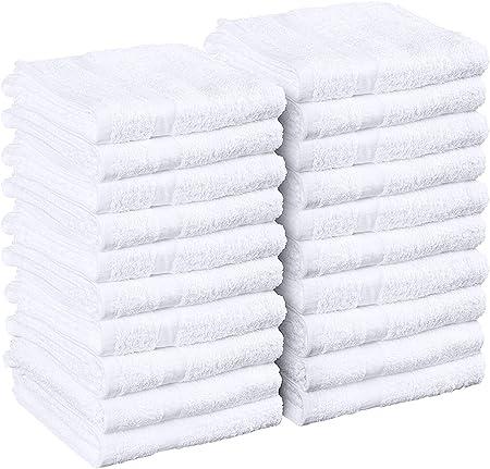Toallas de salón de algodón Toalla de mano de toalla de gimnasio ...