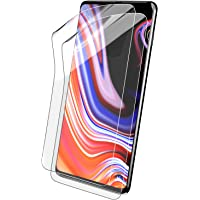 TOZO for Samsung Galaxy S10 Plus Screen Protector [ HD Full Frame ] Premium Slim TPU 6H Hardness Super Easy Apply for Samsung Galaxy S10+ Work with Most case (Clear)