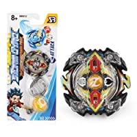 FUNCOCO 4D Spinning Top Game Toy Storm Gyro Alloy Constellation Assembly Burst Set High Performance Battling Top Game Gyro
