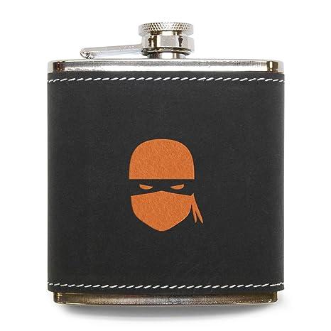 Amazon.com | MODERN GOODS SHOP Ninja Flask - Stainless Steel ...