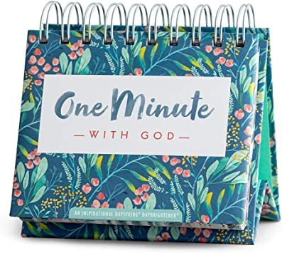 Amazon.: DaySpring   One Minute with God   Perpetual Calendar