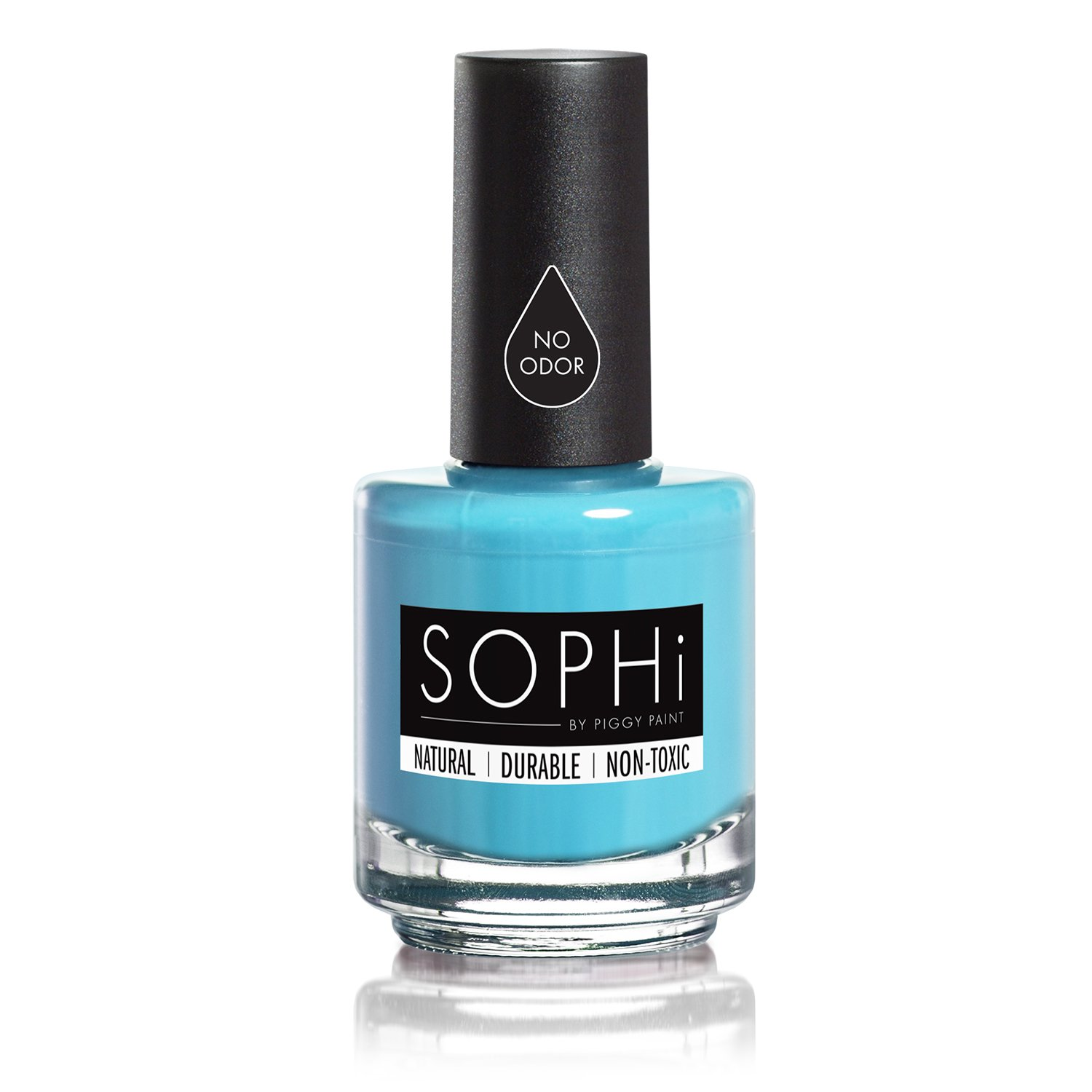 SOPHi Nail Polish, I Love You Dit-Toe, Non Toxic, Safe, Free of All Harsh Chemicals - 0.5 oz