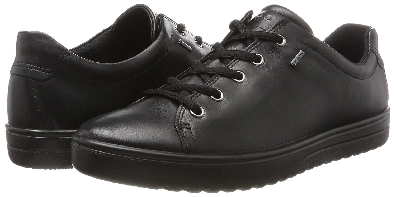 Ecco Damen Damen Ecco Fara Sneaker Schwarz (schwarz) 3ce266