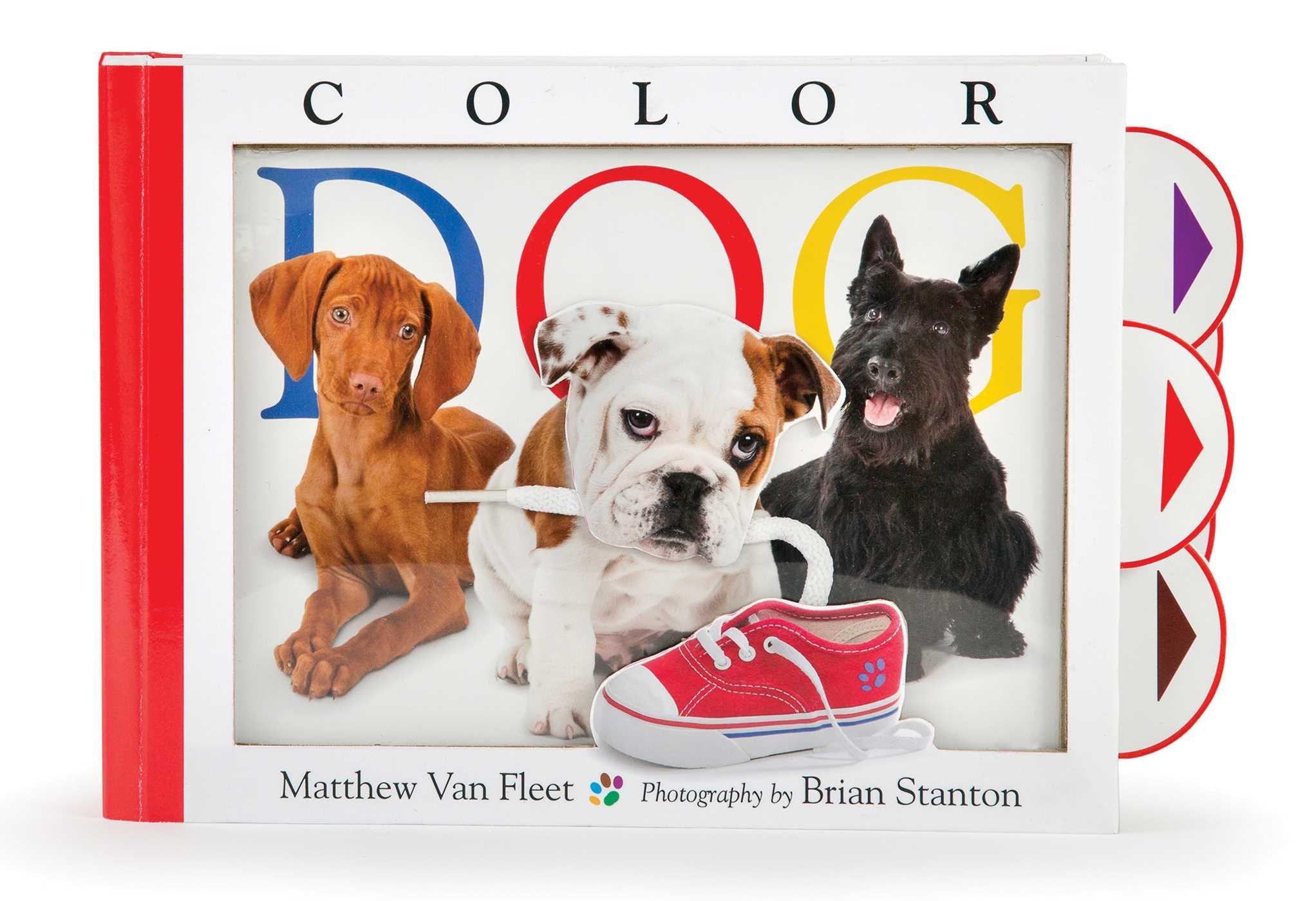 Color Dog Matthew Van Fleet product image