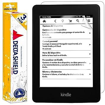 "Amazon Kindle Paperwhite 6"" Screen Protector (2015,3G,WiFi)[3"
