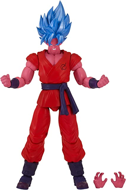BANDAI DRAGON BALL SUPER DRAGON STARS SUPER SAIYAN BLUE VEGITO Action Figure