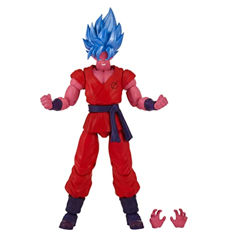 2ed9ba28c19aa Amazon.com: Dragon Ball Super - Dragon Stars Super Saiyan Blue ...