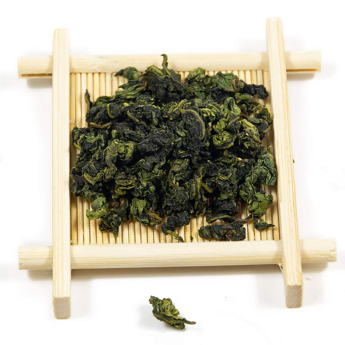 Oriarm 250g / 8.82oz Anxi Tie Guan Yin Oolong Tea Loose Leaf - Chinese Iron Goddess of Mercy Oolong Green Tea Leaves - Naturally High Mountain Grown