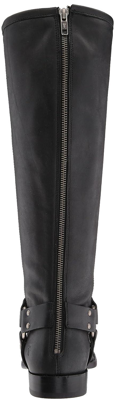 FRYE Women's Phillip Tall B(M) Harness Boot B06X6G93K4 9.5 B(M) Tall US|Black 847cd4