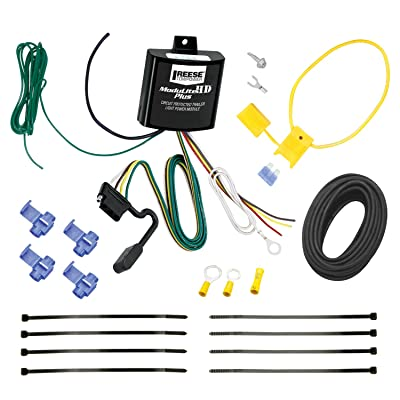 Reese Towpower 8551400 Heavy Duty Plus Powered Tail Light Converter Kit: Automotive