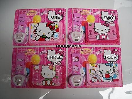 Hoodmania Hello Kitty proyector proyección DIGITAL reloj de ...