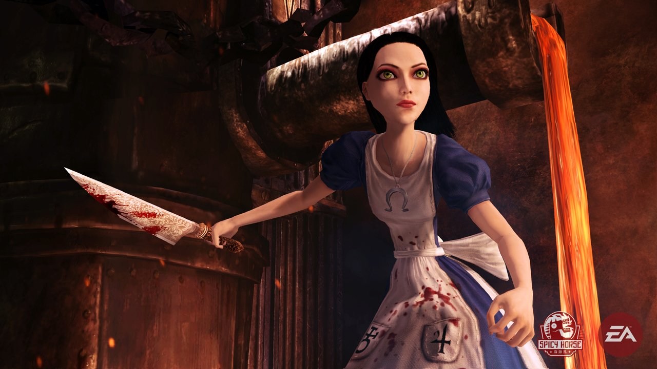 Alice: Madness Returns - Xbox 360 by Electronic Arts (Image #1)
