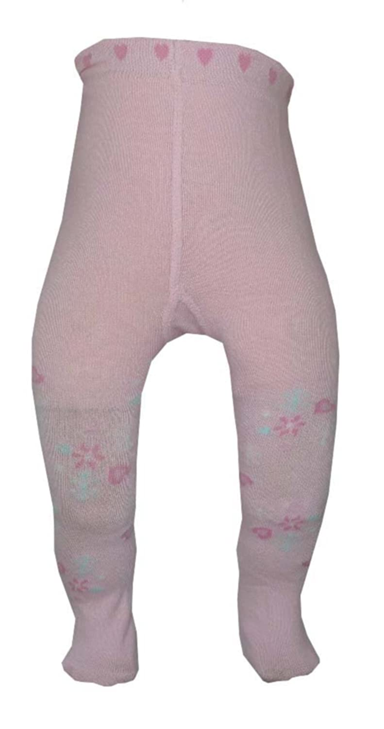 **Great Value** Babies 8 pairs of Patterned Tights