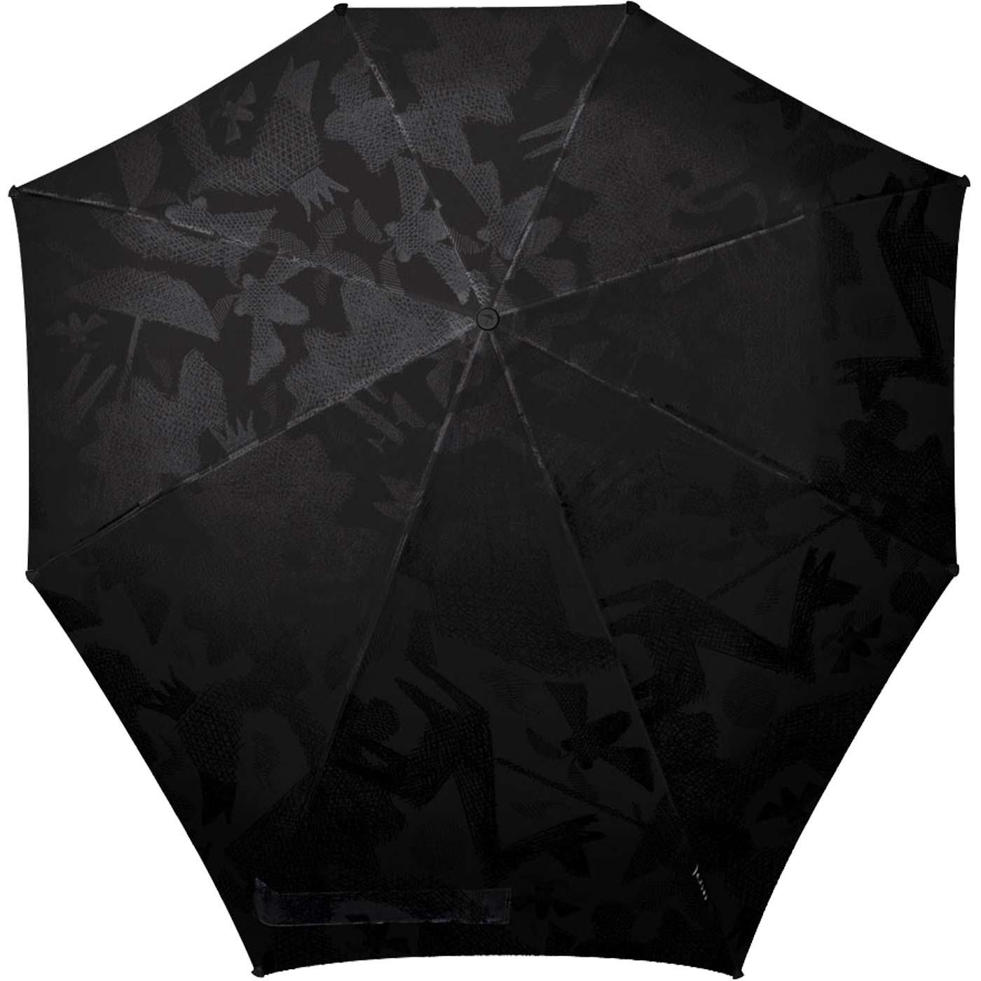 senz - Sturmschirm senz automatic - Plegable negro negro 91-92 cm: Amazon.es: Equipaje
