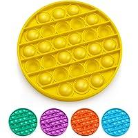 Push Pop Bubble Fidget Sensory Toy, Fidget Toys for Kids Adults, Bubble Popper Fidget Toy Stress Anxiety Relief Toys for…