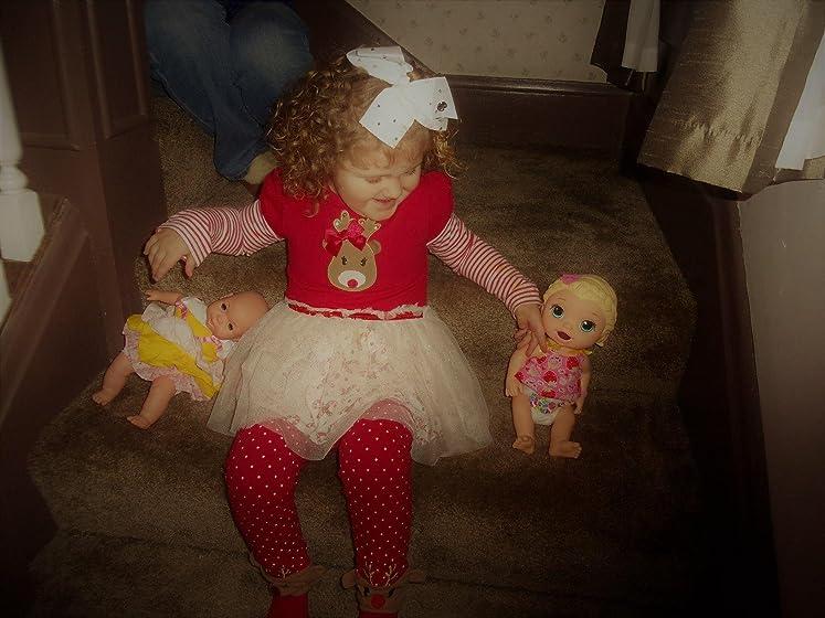 Kaydora Reborn Baby Doll Girl 22 Inch Lifelike Real Baby Doll Reborn, Named Lucy