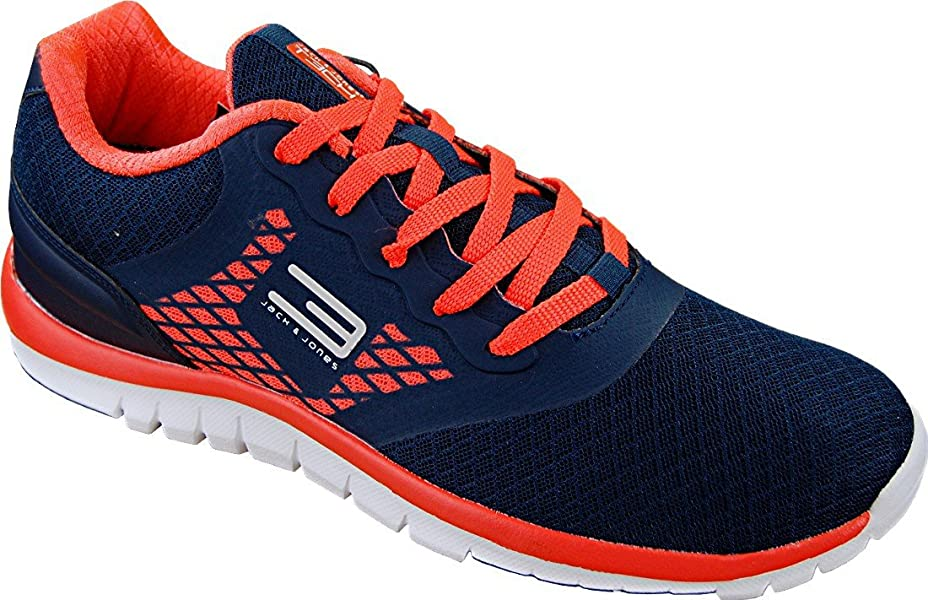 e83f5b02efc3a4 JACK   JONES Tech JJ FLEX FX4 + FX5 TRAINER Herren Sneaker