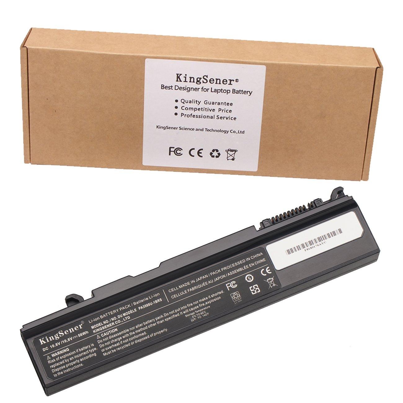 KingSener 10.8V 56WH PA3588U-1BRS Battery For Toshiba Portege M300 M500 S100 PA3588U-1BRS PABAS048 PABAS049 PA3356U-1BRS PA3356U-1BAS PA3356U-1BRL ...