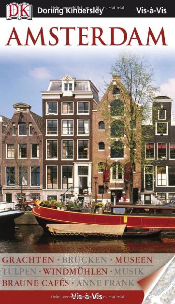 Vis a Vis Reiseführer Amsterdam mit Extra-Karte (Vis à Vis)