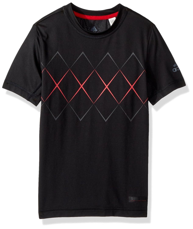 【初回限定お試し価格】 Adidas ブラック Adidas BoysテニスBarricade Tee X-Small B072PTM46Q ブラック B072PTM46Q, 生活優悠shop:c87df54a --- svecha37.ru
