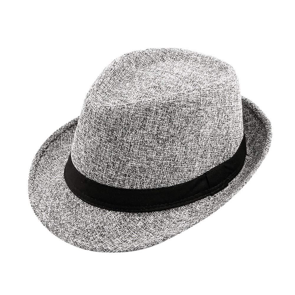 AMSKY HAT ベビーガールズ One Size グレー B07KB2WYPC