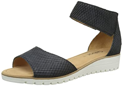Gabor Shoes Damen Fashion Knöchelriemchen, Blau (Nightblue 86), 35.5 EU 4dcd9399d6