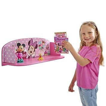 Minnie Mouse   Étagère pour chambre d'enfant: Amazon.fr: Cuisine