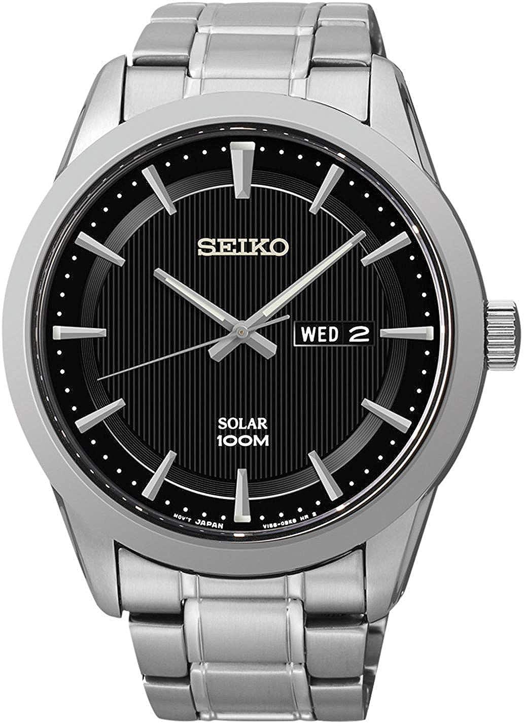 Seiko Reloj de Pulsera SNE363P1