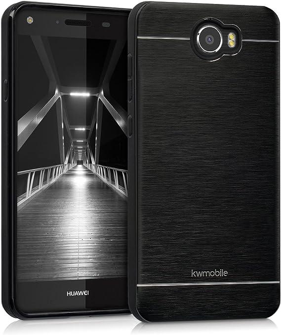 kwmobile Funda Protectora para Huawei Y5 II (2016): Amazon.es ...