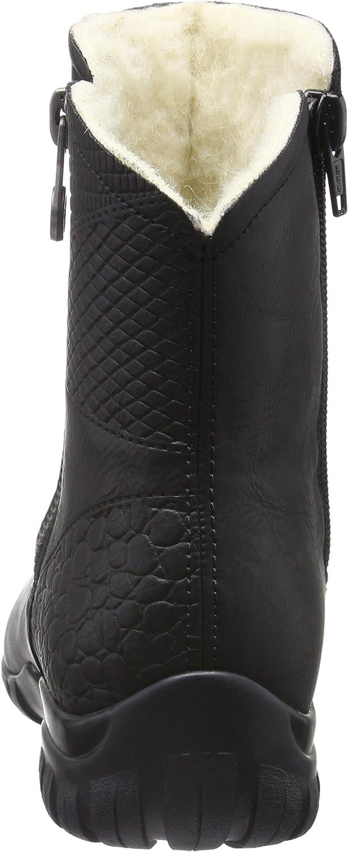 Rieker Damen Z4663 Kurzschaft Stiefel: : Schuhe sNjLR