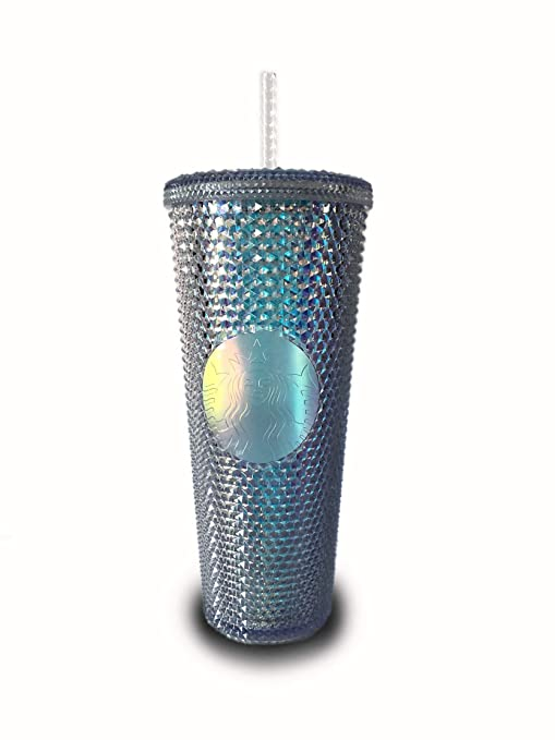 Coffee Starbucks Iridescent Cold Cup 24 Oz Holiday 2018 Multicolor Size 24oz