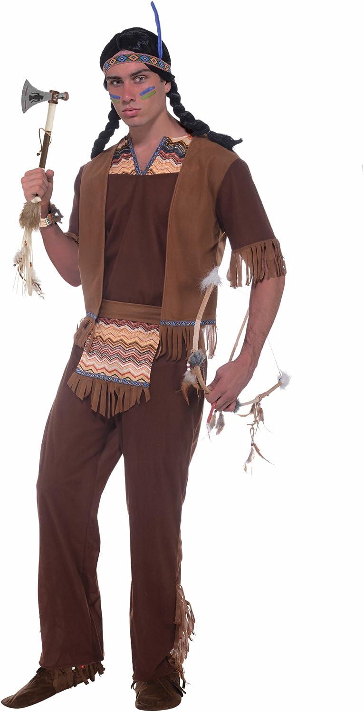 Forum Novelties Native American Brave Costume