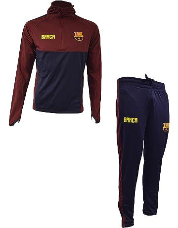 Fc Barcelone Survêtement Training Barça - Collection Officielle Taille  Enfant a3f7dd9c289