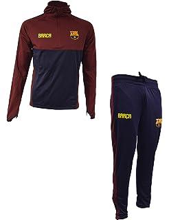 Fc Barcelone Survêtement Training Barça - Collection Officielle Taille  Enfant 4437bc733a1