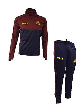 Fc Barcelone Survêtement Training Barça - Collection Officielle Taille  Enfant 8 Ans a70f1bf63ad