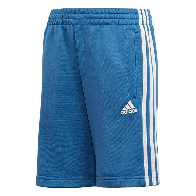 adidas Must Haves 3 Streifen Shorts Grau | adidas Deutschland