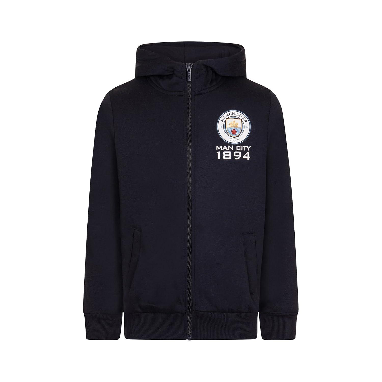 Manchester City FC - Polo oficial para niño - Con el escudo del ...