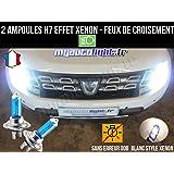 Pack de bombillas de luces de cruce para Peugeot 508 (H7 Xenon), color