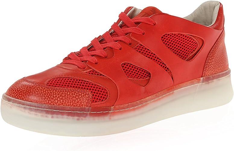 Puma McQ Move Lo Men Red Sneakers