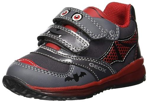Geox B Todo Boy A, Zapatillas Bebé-para Niños: Amazon.es: Zapatos y complementos
