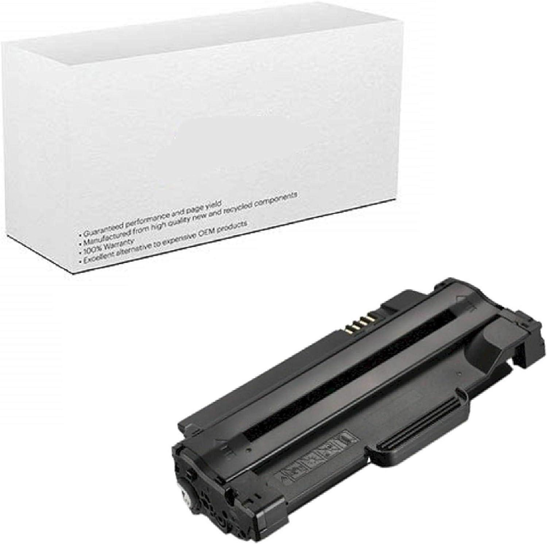 Black AM-Ink 1-Pack Compatible 105L MLT-D105L MLTD105L Toner Cartridge Replacement for Samsung ML-2525W ML-2525 ML-2545 ML-1915 SCX-4623F SCX-4623FW SCX-4623FN SF-650 SF-650P Printer