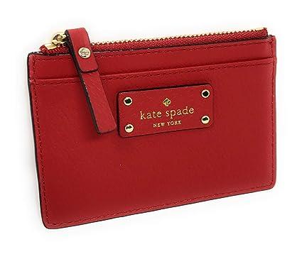 f6b222246380 Kate Spade Grove Street Adi Wallet Coin Purse Business Credit Card ...