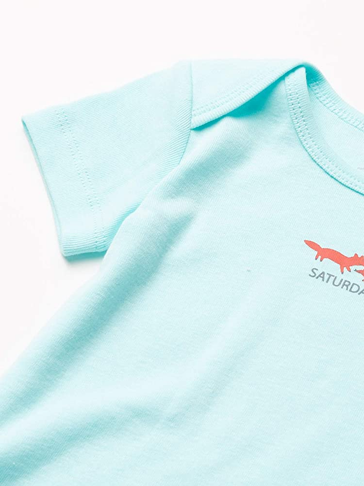 MOCSTONE Chicks Dig Scars Unisex Baby Bodysuit Infant Short Sleeve Outfits